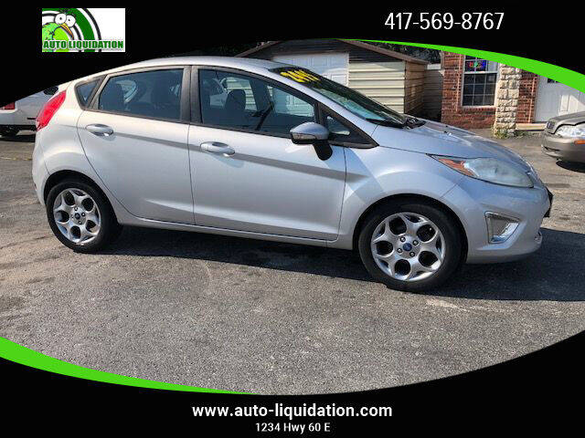 2012 Ford Fiesta for sale at Auto Liquidation in Springfield MO