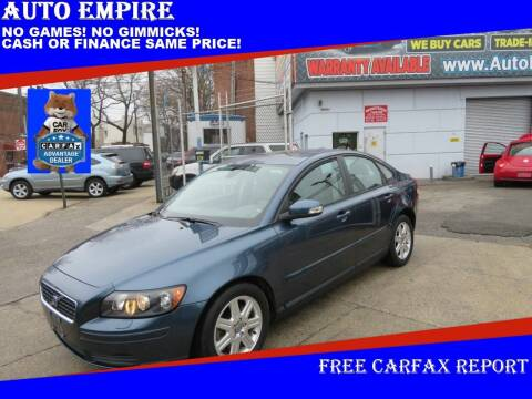 2007 Volvo S40 for sale at Auto Empire in Brooklyn NY