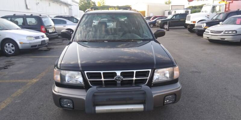 1999 Subaru Forester for sale at JG Motors in Worcester MA