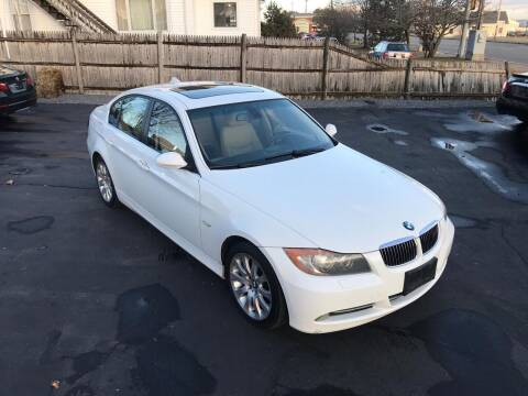 2006 BMW 3 Series for sale at Lux Car Sales in South Easton MA