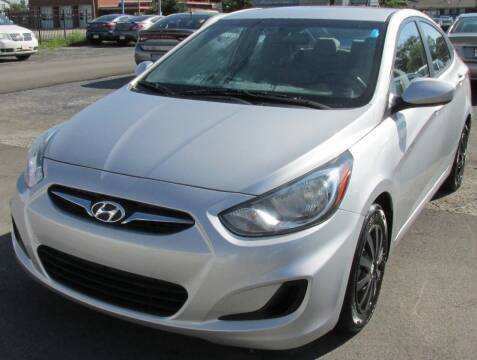 2014 Hyundai Accent for sale at Express Auto Sales in Lexington KY