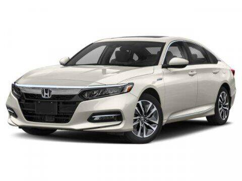 2019 Honda Accord Hybrid for sale at DICK BROOKS PRE-OWNED in Lyman SC