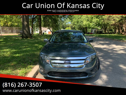 2012 Ford Fusion for sale at Car Union Of Kansas City in Kansas City MO