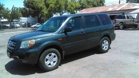 2006 Honda Pilot for sale at Larry's Auto Sales Inc. in Fresno CA