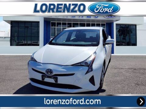 2018 Toyota Prius for sale at Lorenzo Ford in Homestead FL