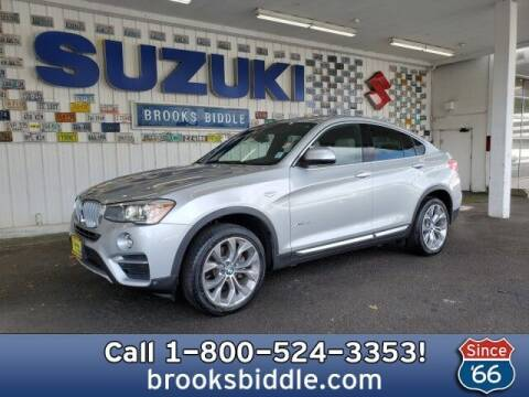 2018 BMW X4 for sale at BROOKS BIDDLE AUTOMOTIVE in Bothell WA