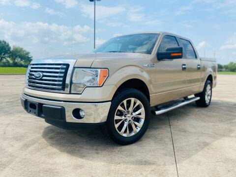 2011 Ford F-150 for sale at AUTO DIRECT Bellaire in Houston TX