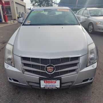 2009 Cadillac CTS for sale at Elmora Auto Sales in Elizabeth NJ