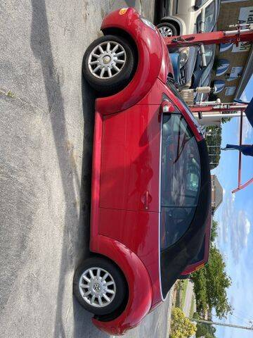 2005 Volkswagen New Beetle Convertible for sale in Sanford, NC
