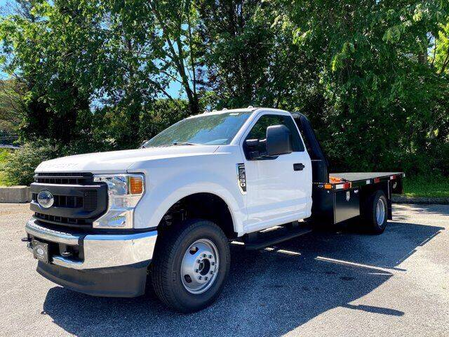 2021 Ford F-350 Super Duty for sale at MYFAYETTEVILLEFORD.COM in Fayetteville GA