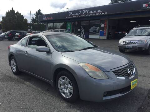 2009 Nissan Altima for sale at Federal Way Auto Sales in Federal Way WA