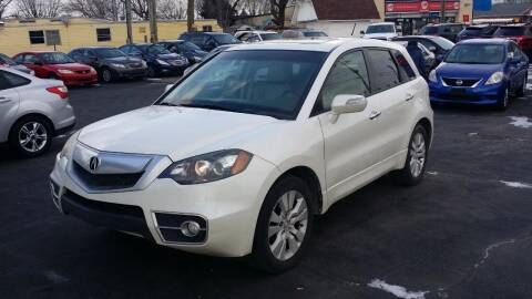 2011 Acura RDX for sale at Nonstop Motors in Indianapolis IN