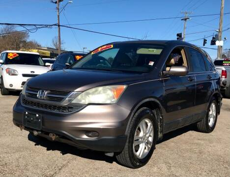 2010 Honda CR-V for sale at Steve's Auto Sales in Norfolk VA