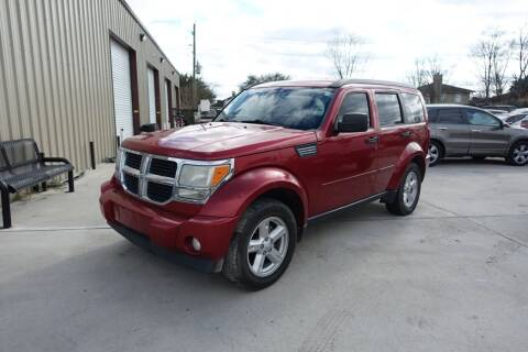 2010 Dodge Nitro for sale at Universal Credit in Houston TX