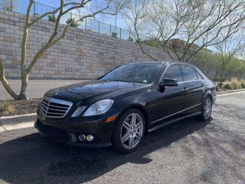 2010 Mercedes-Benz E-Class for sale at Curry's Cars Powered by Autohouse - Auto House Tempe in Tempe AZ