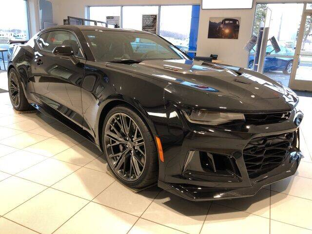 2021 Chevrolet Camaro for sale at Paynesville Chevrolet - Buick in Paynesville MN