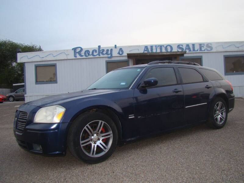 2005 Dodge Magnum for sale at Rocky's Auto Sales in Corpus Christi TX