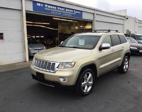 2011 Jeep Grand Cherokee for sale at My Three Sons Auto Sales in Sacramento CA