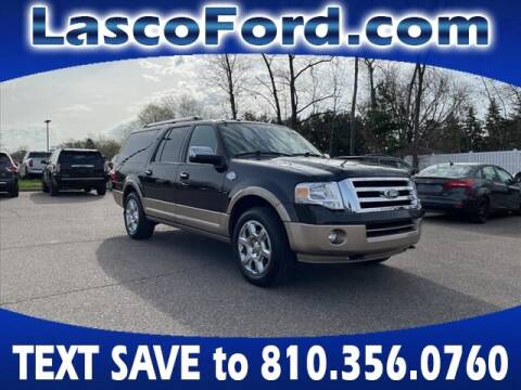 2013 Ford Expedition EL for sale at LASCO FORD in Fenton MI