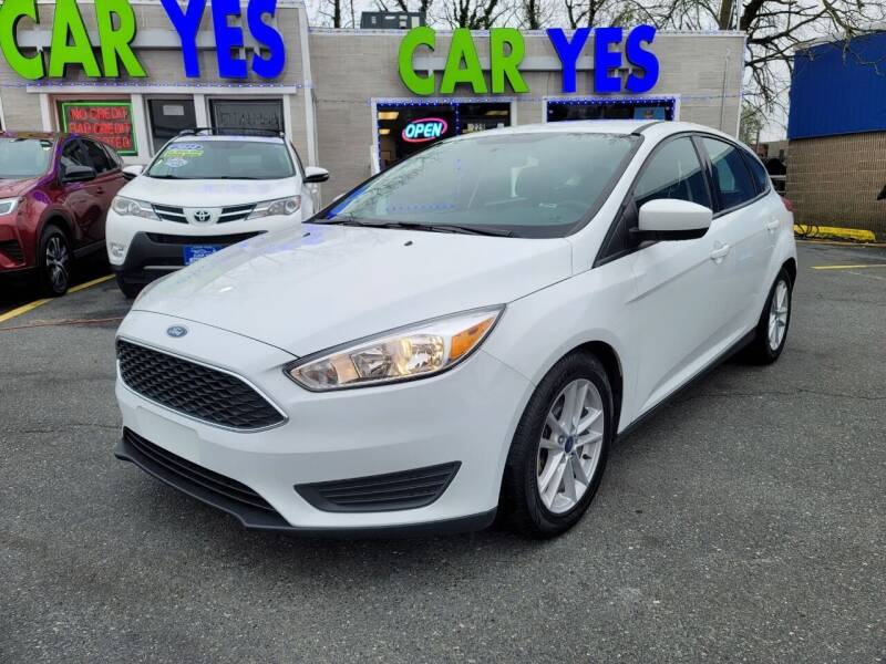 2018 Ford Focus for sale at Car Yes Auto Sales in Baltimore MD