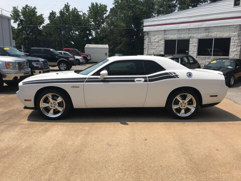 2010 Dodge Challenger for sale at Northwood Auto Sales in Northport AL
