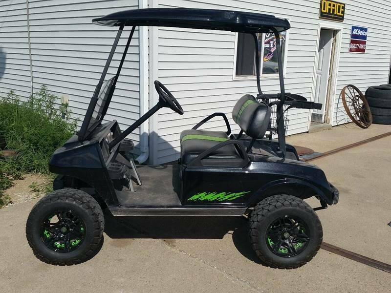 2004 Club Car DS for sale at Ideal Wheels in Bancroft NE