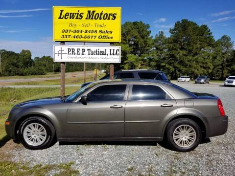 2008 Chrysler 300 for sale at Lewis Motors LLC in Deridder LA