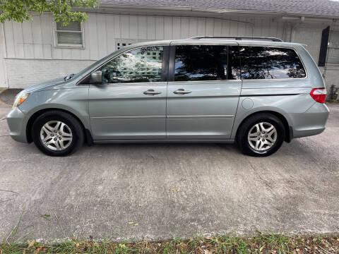 2005 Honda Odyssey for sale at Bo Bowlin Automotive in Loganville GA