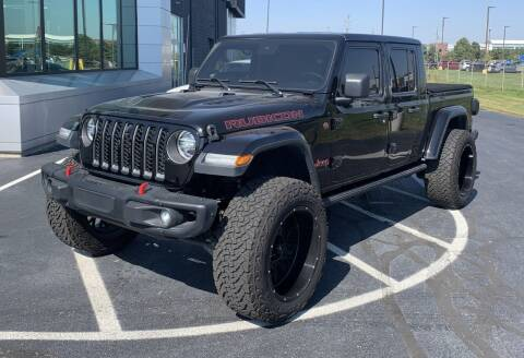 2020 Jeep Gladiator for sale at Bluebird Auto in South Glens Falls NY
