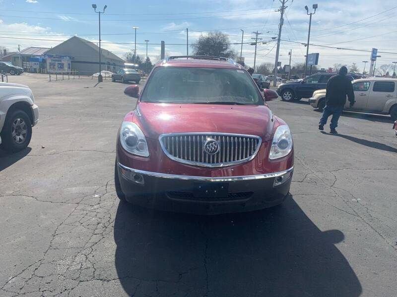 2010 Buick Enclave for sale at Lewis Auto World LLC in Brookville OH