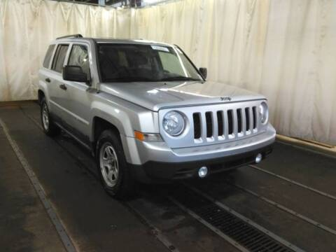 2011 Jeep Patriot for sale at Government Fleet Sales in Kansas City MO