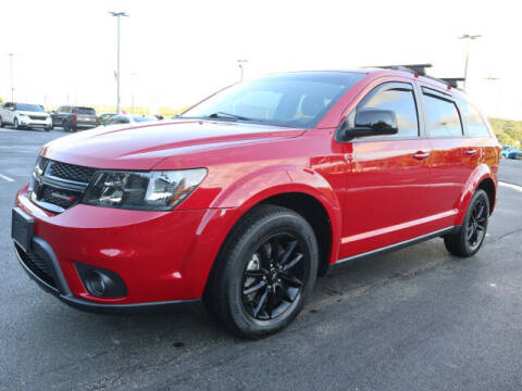 2019 Dodge Journey for sale at RUSTY WALLACE KIA OF KNOXVILLE in Knoxville TN