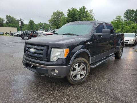 2009 Ford F-150 for sale at Cruisin' Auto Sales in Madison IN