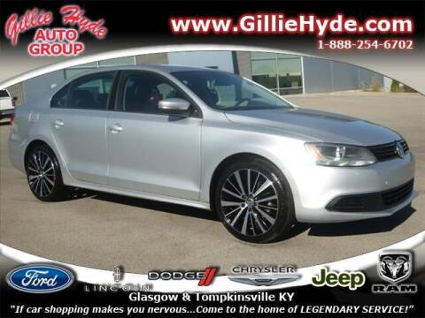 2014 Volkswagen Jetta for sale at Gillie Hyde Auto Group in Glasgow KY