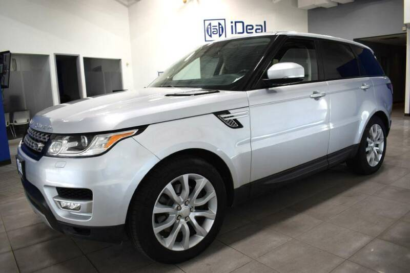 2014 Land Rover Range Rover Sport for sale at iDeal Auto Imports in Eden Prairie MN