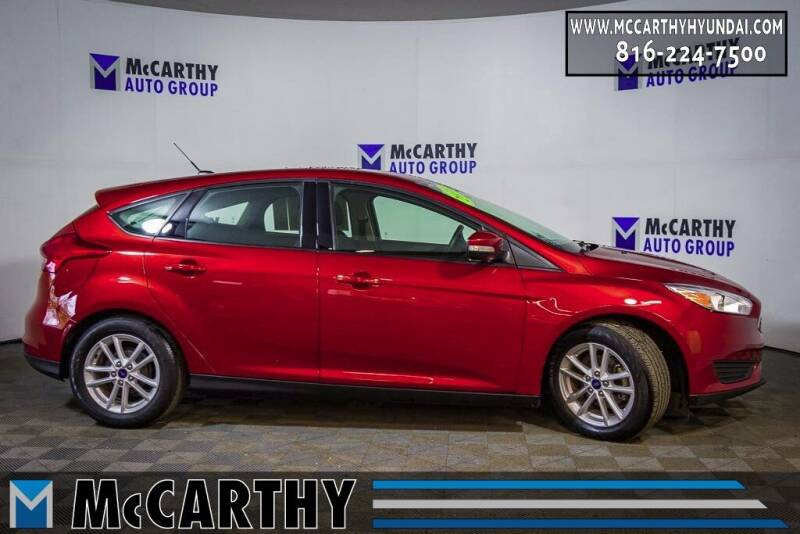 2018 Ford Focus for sale at Mr. KC Cars - McCarthy Hyundai in Blue Springs MO