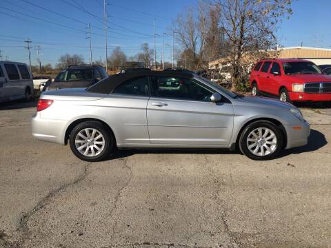 2010 Chrysler Sebring for sale at Kings Auto Sales in Cadiz KY