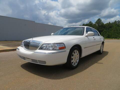 2010 Lincoln Town Car for sale at Access Motors Co in Mobile AL
