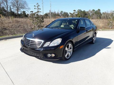 2010 Mercedes-Benz E-Class for sale at Car Shop of Mobile in Mobile AL