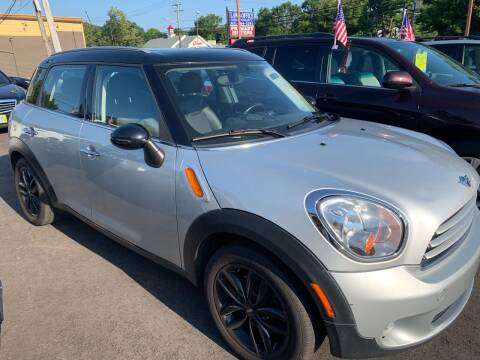 2013 MINI Countryman for sale at Primary Motors Inc in Commack NY