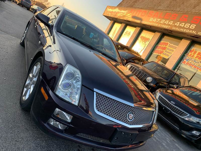 2006 Cadillac STS for sale at Washington Auto Group in Waukegan IL
