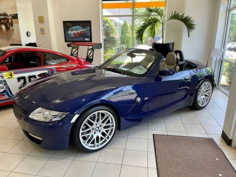 2008 BMW Z4 M for sale at Weaver Motorsports Inc in Cary NC