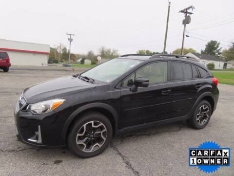 2017 Subaru Crosstrek for sale at DUNCAN SUZUKI in Pulaski VA
