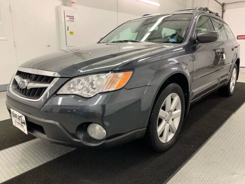 2008 Subaru Outback for sale at TOWNE AUTO BROKERS in Virginia Beach VA