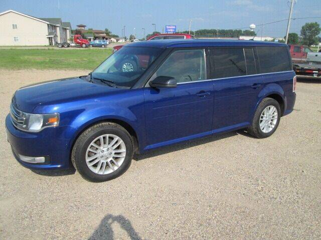 2013 Ford Flex for sale at SWENSON MOTORS in Gaylord MN