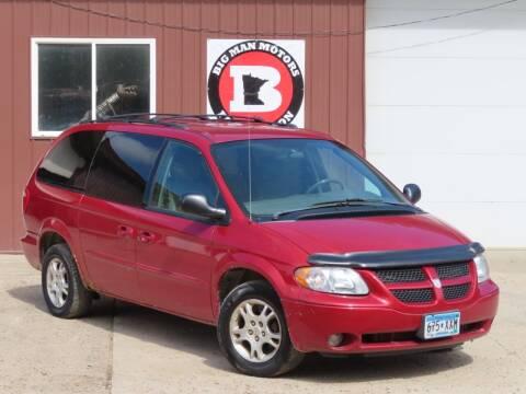 2003 Dodge Grand Caravan for sale at Big Man Motors in Farmington MN