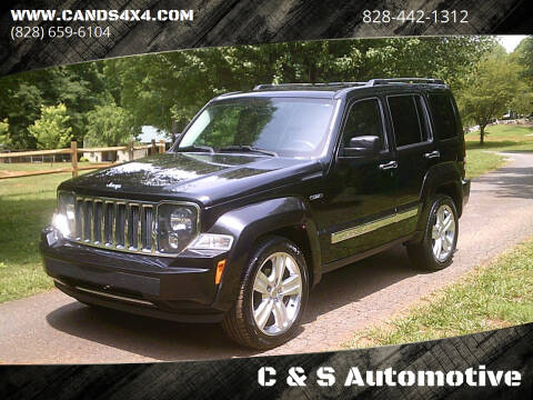 2012 Jeep Liberty for sale at C & S Automotive in Nebo NC