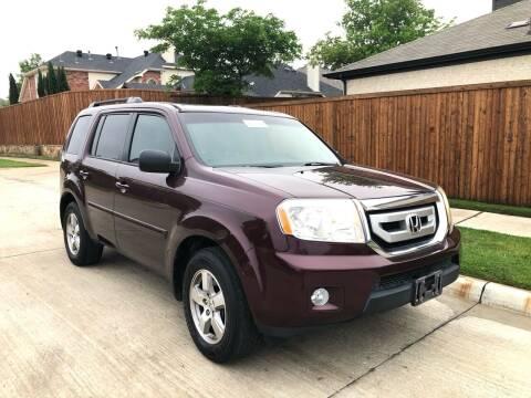 2011 Honda Pilot for sale at Dynasty Auto in Dallas TX