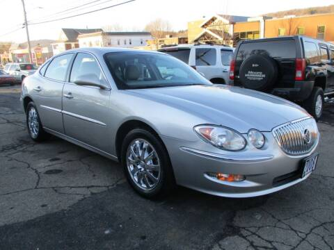 2008 Buick LaCrosse for sale at Car Depot Auto Sales in Binghamton NY