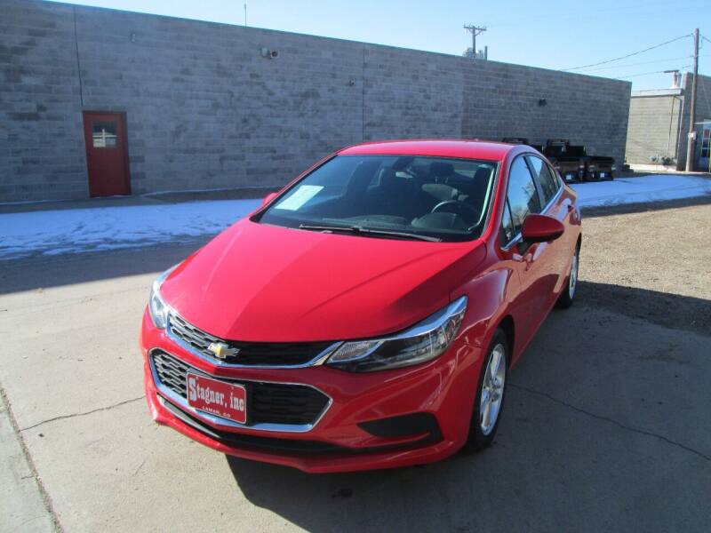 2017 Chevrolet Cruze for sale at Stagner INC in Lamar CO